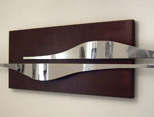 Wall sculpture Reflections
