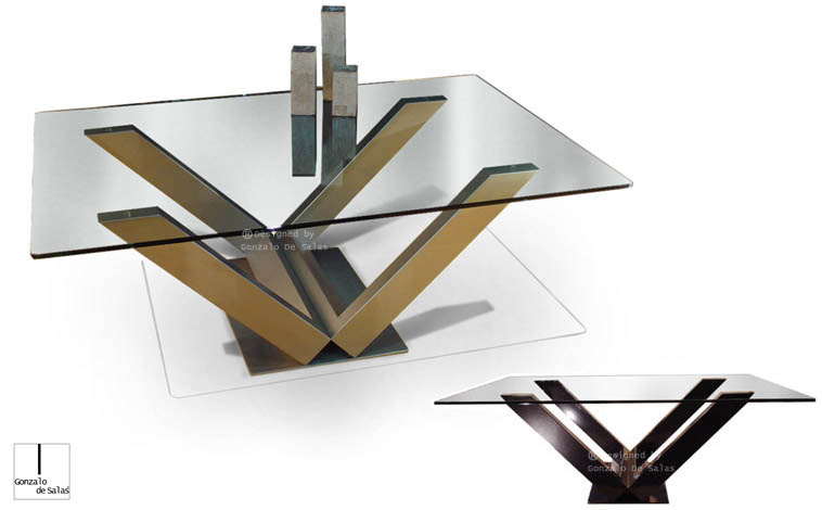 Coffee table Eolia