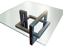 Dining table square Ios