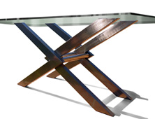 Dining and meeting table Xendra