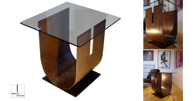 "Auxiliary table ""U"""