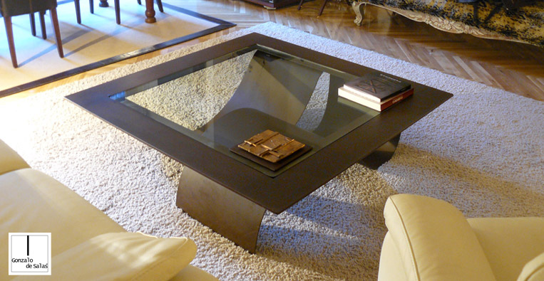 Table basse Tsunami